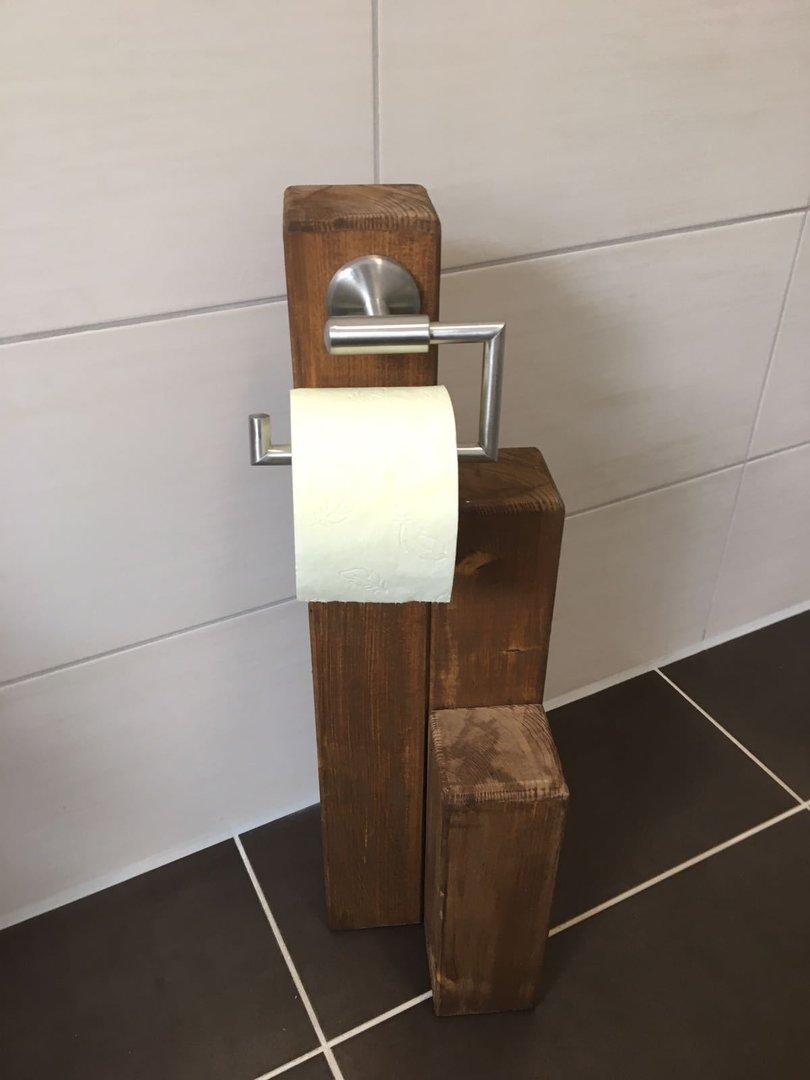 toilettenpapierhalter klein dein. Black Bedroom Furniture Sets. Home Design Ideas